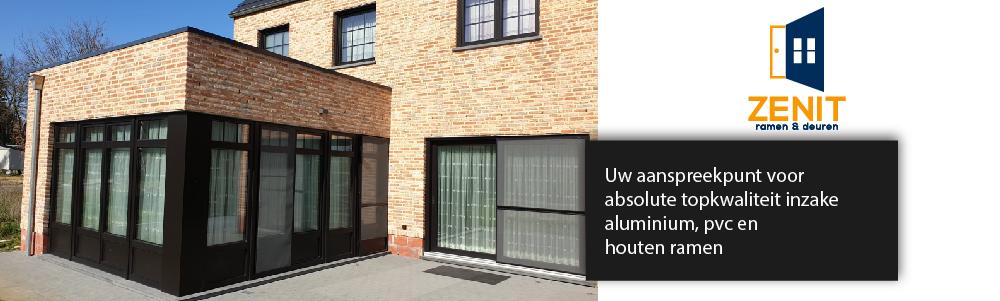 Aluminium-ramen-en-deuren Leuven